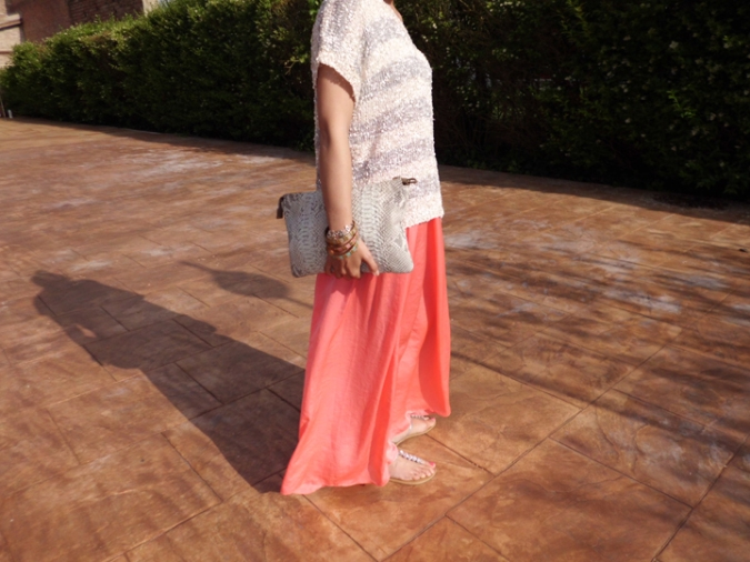 outfit long skirt
