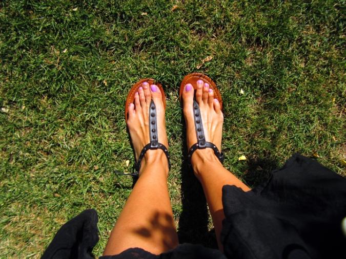 sandals primark