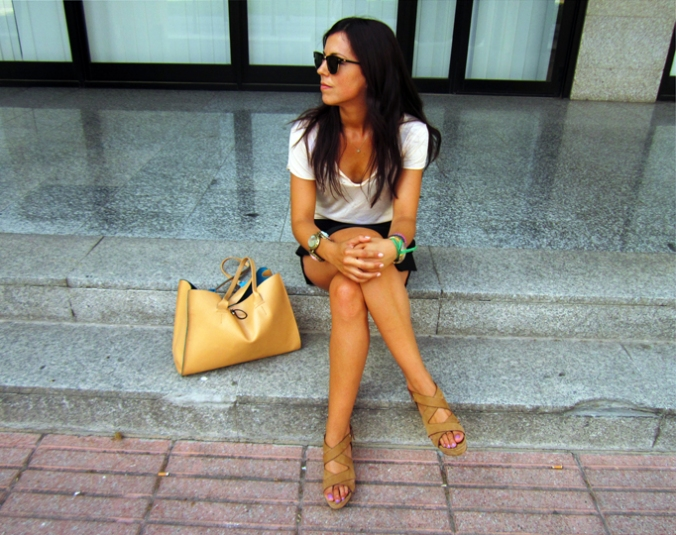 zara skirt short