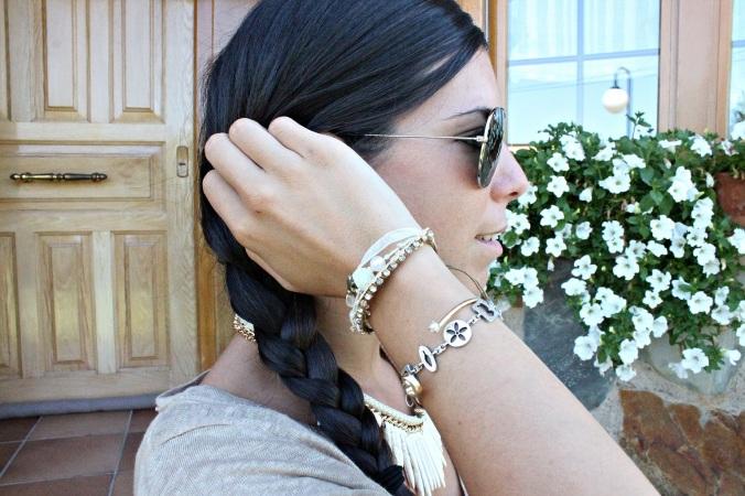 Bracelets Stradivarius