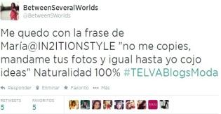 Twitt Telva Bloggers