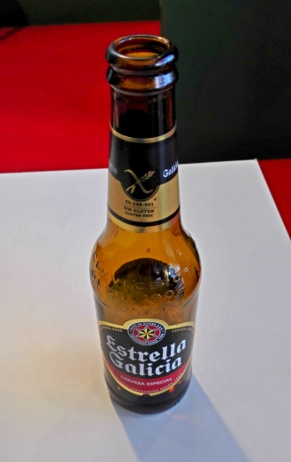Cerveza Estrella Galicia Sin Gluten