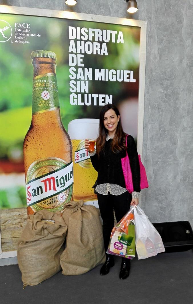 Cerveza San Miguel Sin Gluten